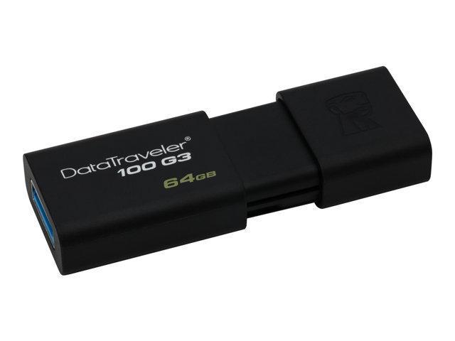 Clé USB Kingston - 64 Go