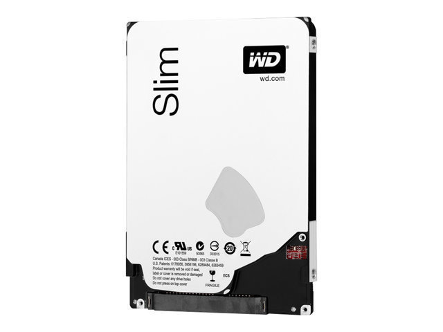 WD HDD INTERNE 2.5 BLUE MOBILE